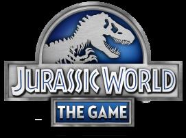 Jurassic World The Game Logo